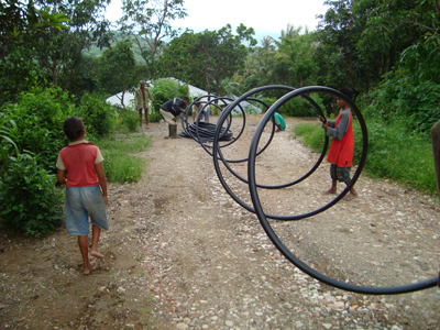 Water access programme in rural areas