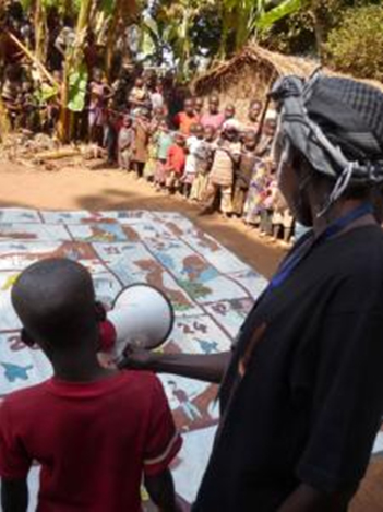 Campagne sensibilisation RCA Bambari